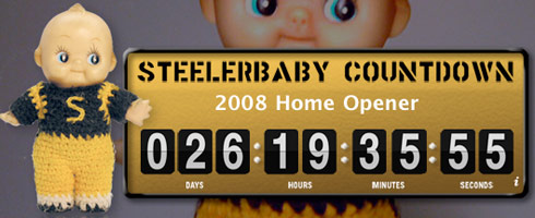 Steelerbaby Widget